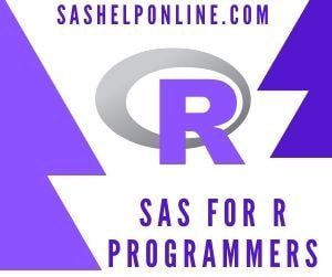 SAS for R Programmers